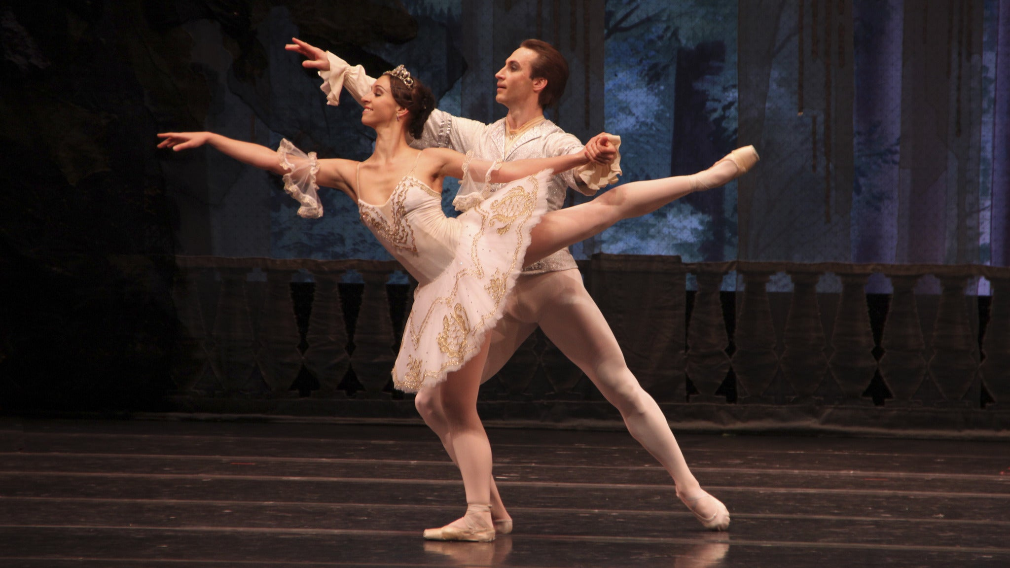 Stars of the Russian National Ballet - The Sleeping Beauty