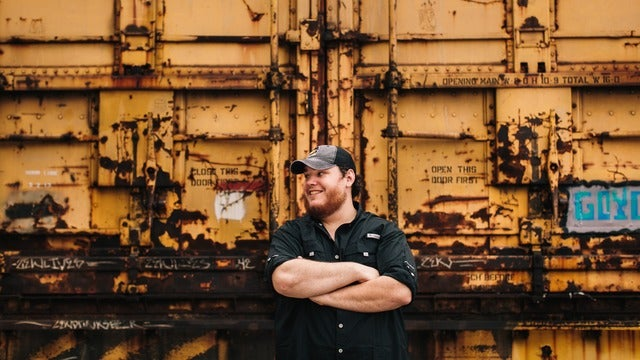 Luke Combs:  Don't Tempt Me With A Good Time Tour