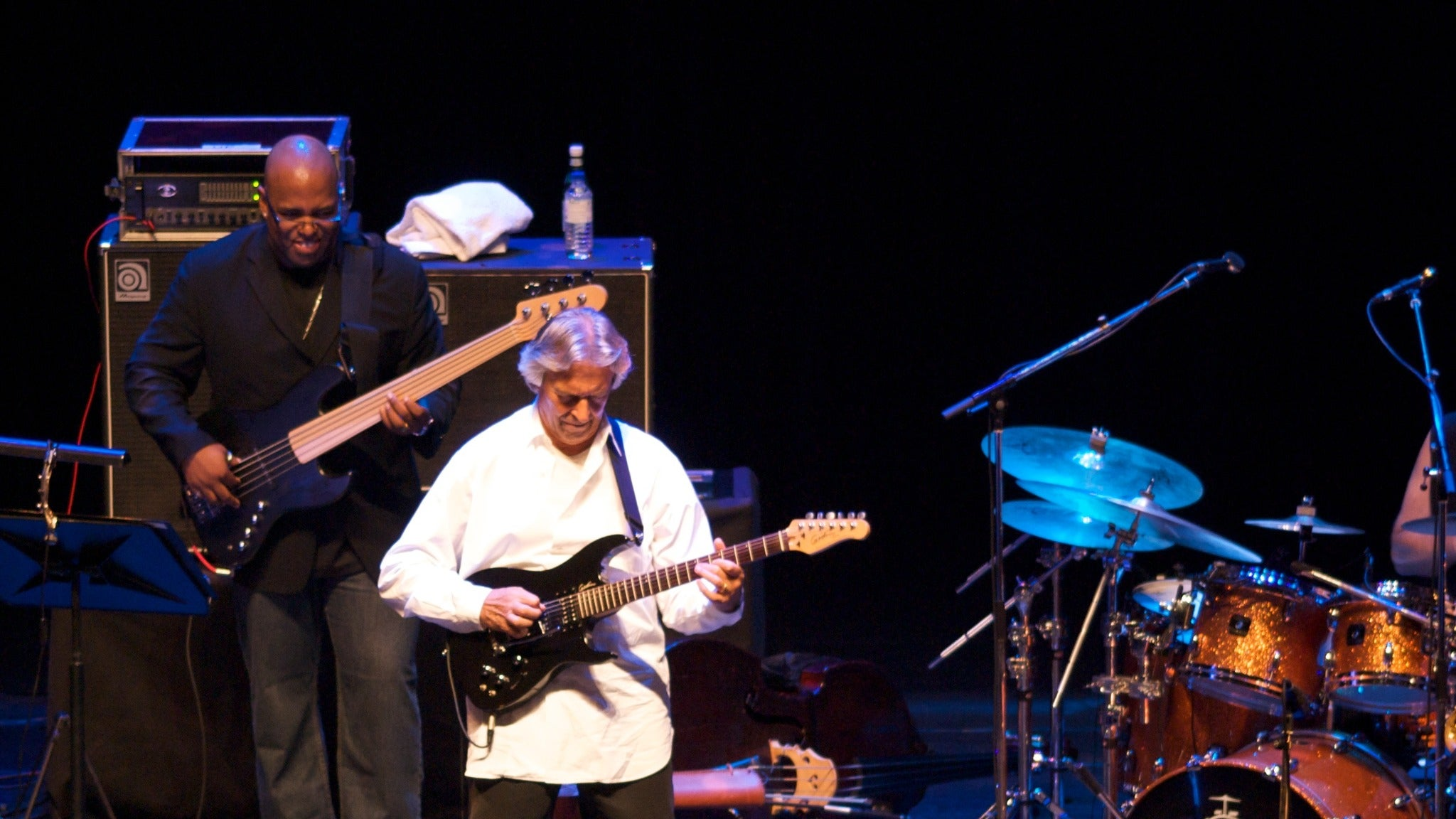 John Mclaughlin & Jimmy Herring at Royce Hall - UCLA