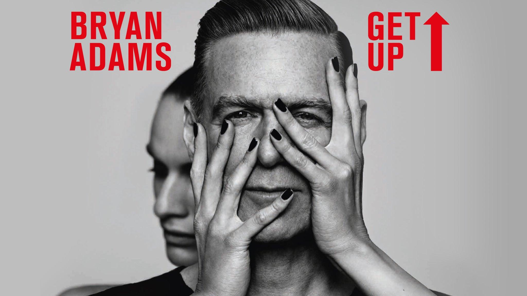 Bryan Adams at AMSOIL Arena