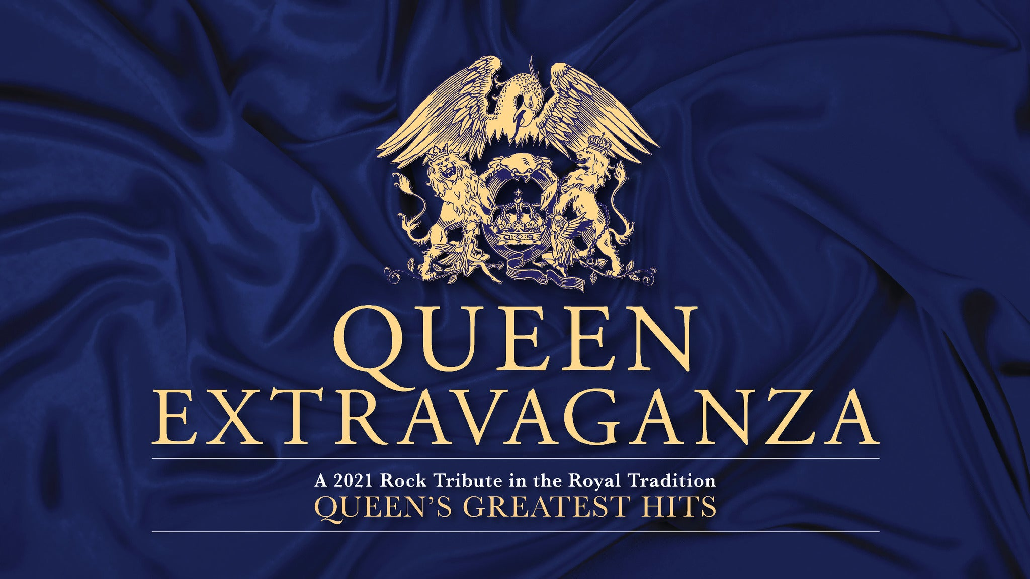 Queen Extravaganza tickets (Copyright © Ticketmaster)