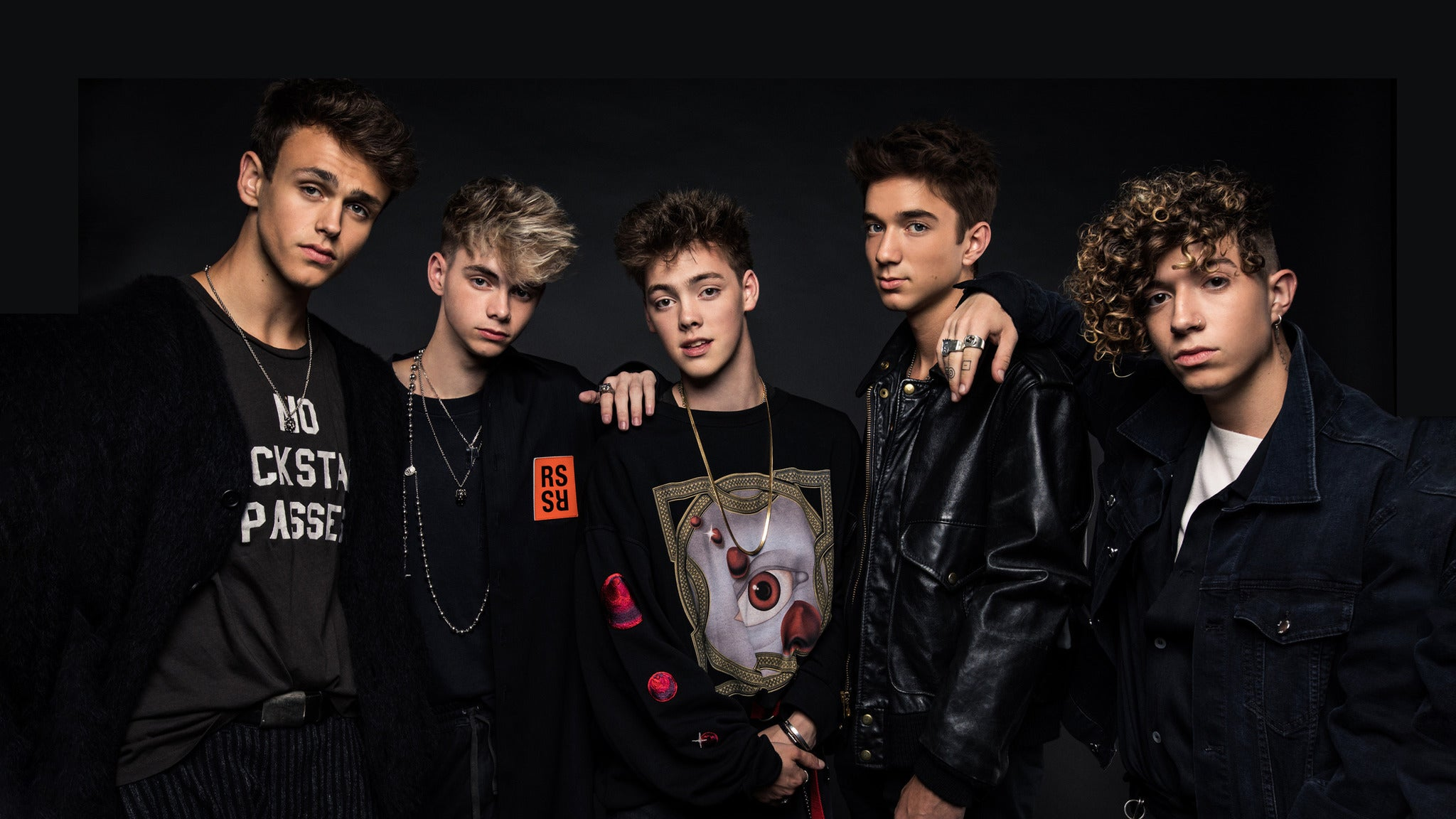 Why Don't We at Event Center at San Jose State University