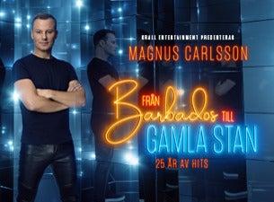 Magnus Carlsson - Från Barbados till Gamla stan, 2022-04-23, Linkoping