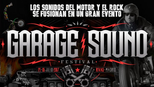 GARAGE SOUND FESTIVAL (Club coches y motos)
