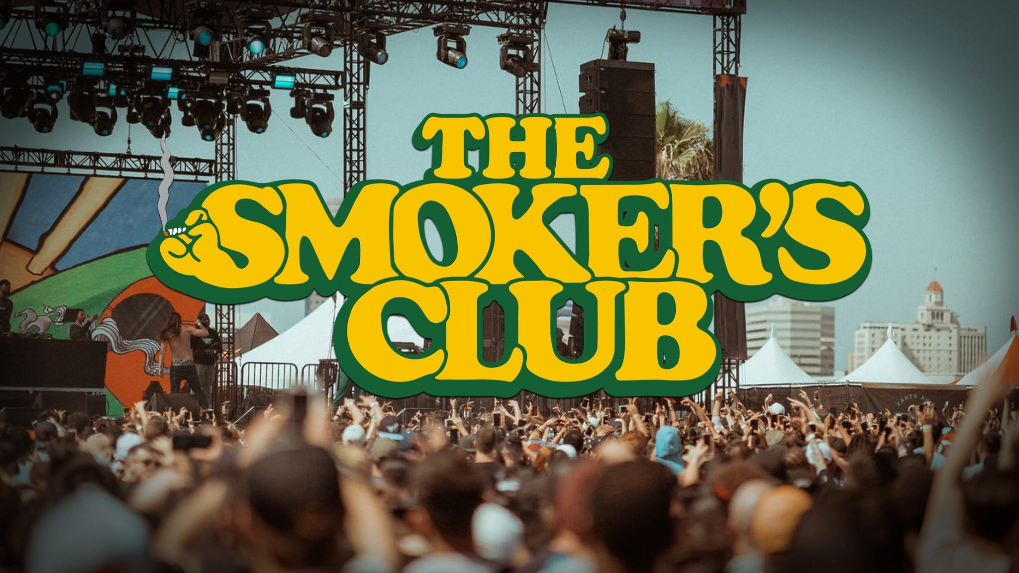 The Smoker's Club at Concord Pavilion