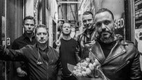 Blue October Seating Plans