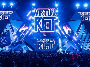 Global Dance & Bassrush present Virtual Riot