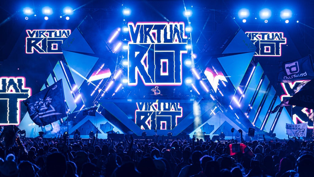 Hotels near Virtual Riot Events