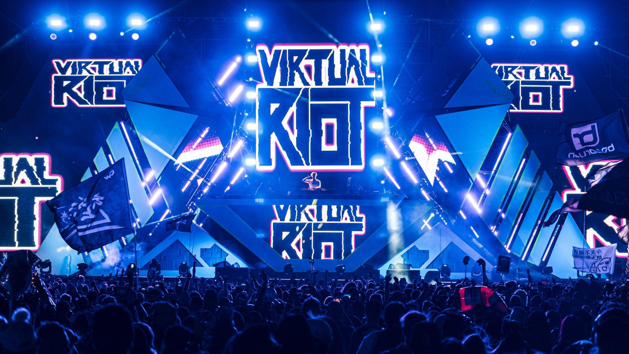 Virtual Riot at Soundcheck - Washington, DC 20005