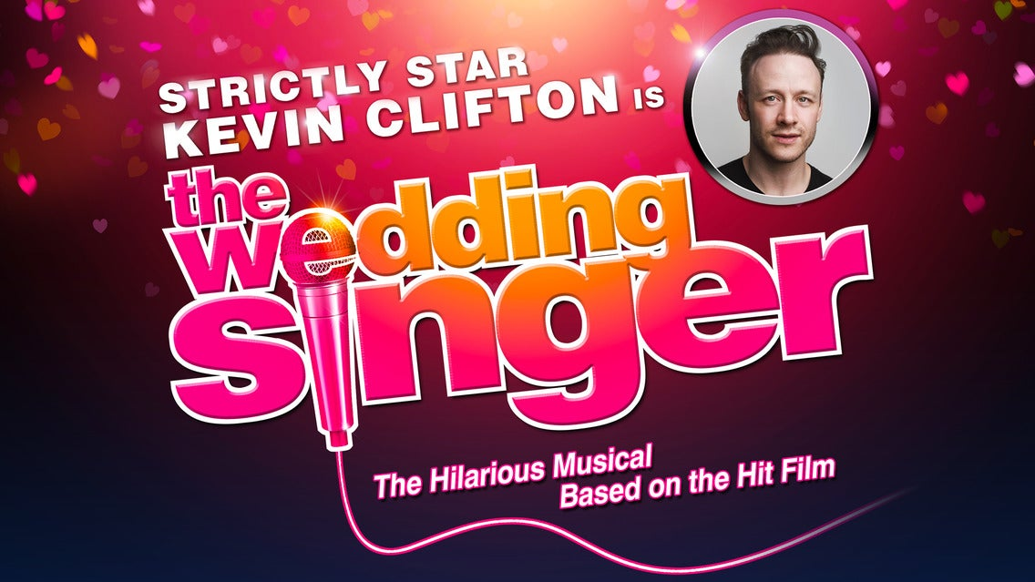 The Wedding Singer Event Title Pic