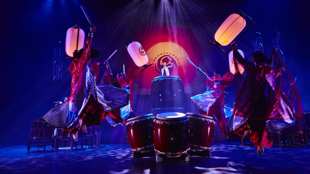 Hotels near Yamato Drummers of Japan Events