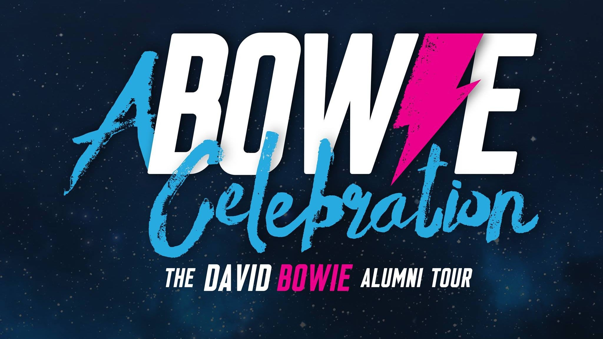 A Bowie Celebration at Orpheum Theatre