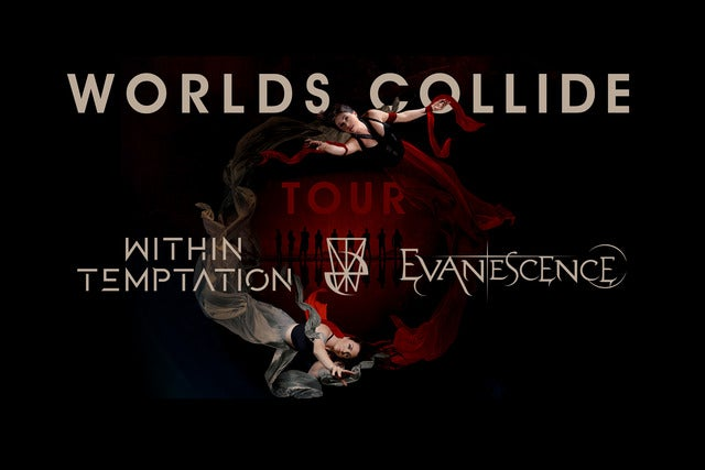 Within Temptation & Evanescence: Worlds Collide Tour