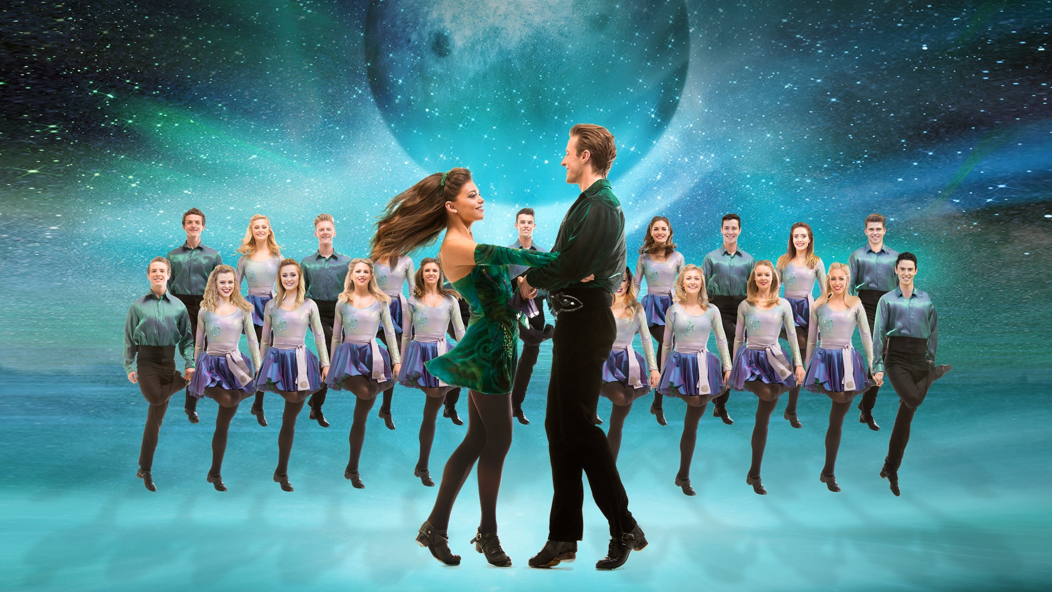 RIVERDANCE tickets (Copyright © Ticketmaster)