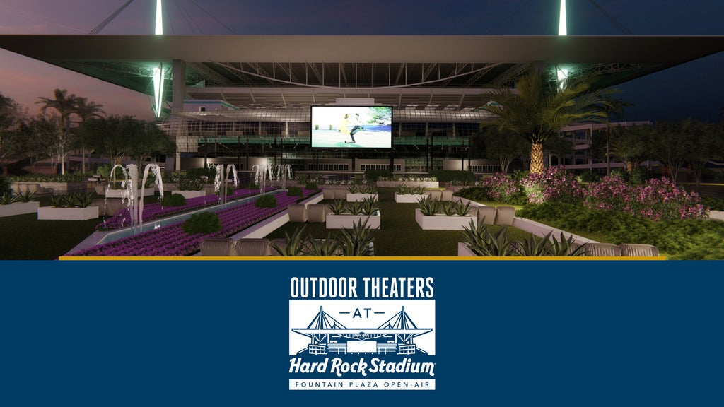 Hotels near Outdoor Theaters at Hard Rock Stadium: Fountain Plaza Events