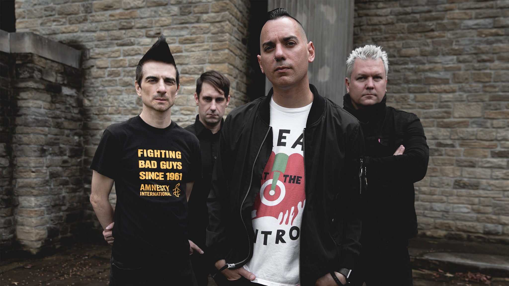 Image used with permission from Ticketmaster | Anti-Flag tickets