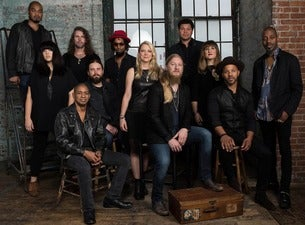 Tedeschi Trucks Band -  Wheels Of Soul 2018 Summer Tour