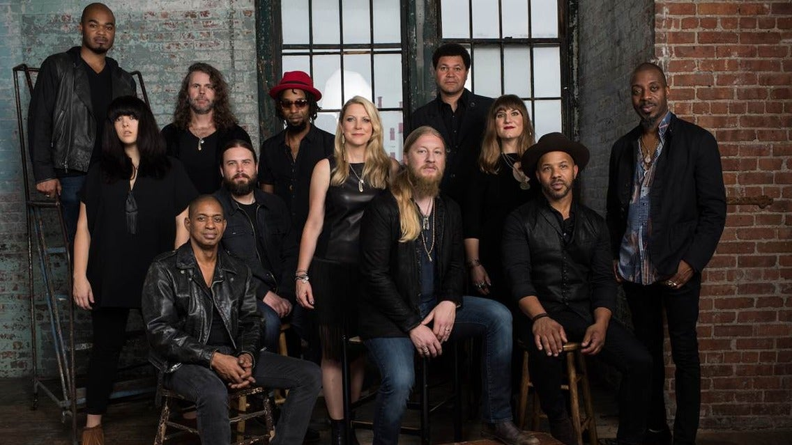 Tedeschi Trucks Band at Macon City Auditorium