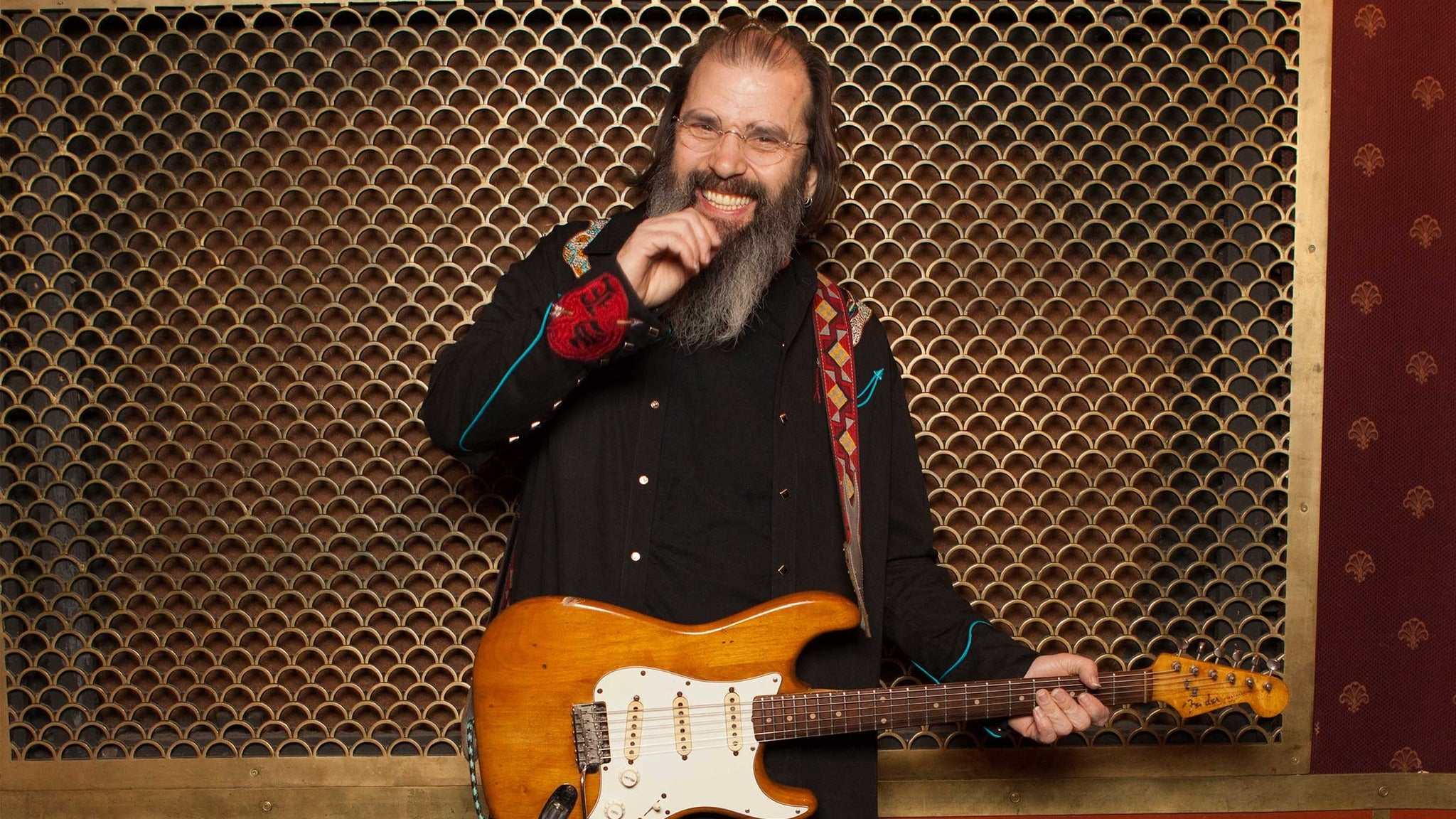 Steve Earle at Bing Crosby Theatre