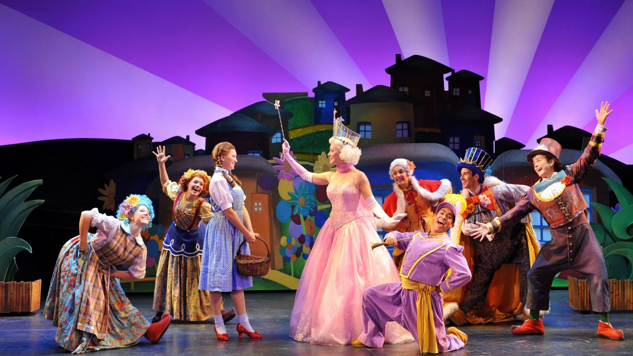 The Wizard of Oz (Touring) at Lyell B Clay Concert Theatre