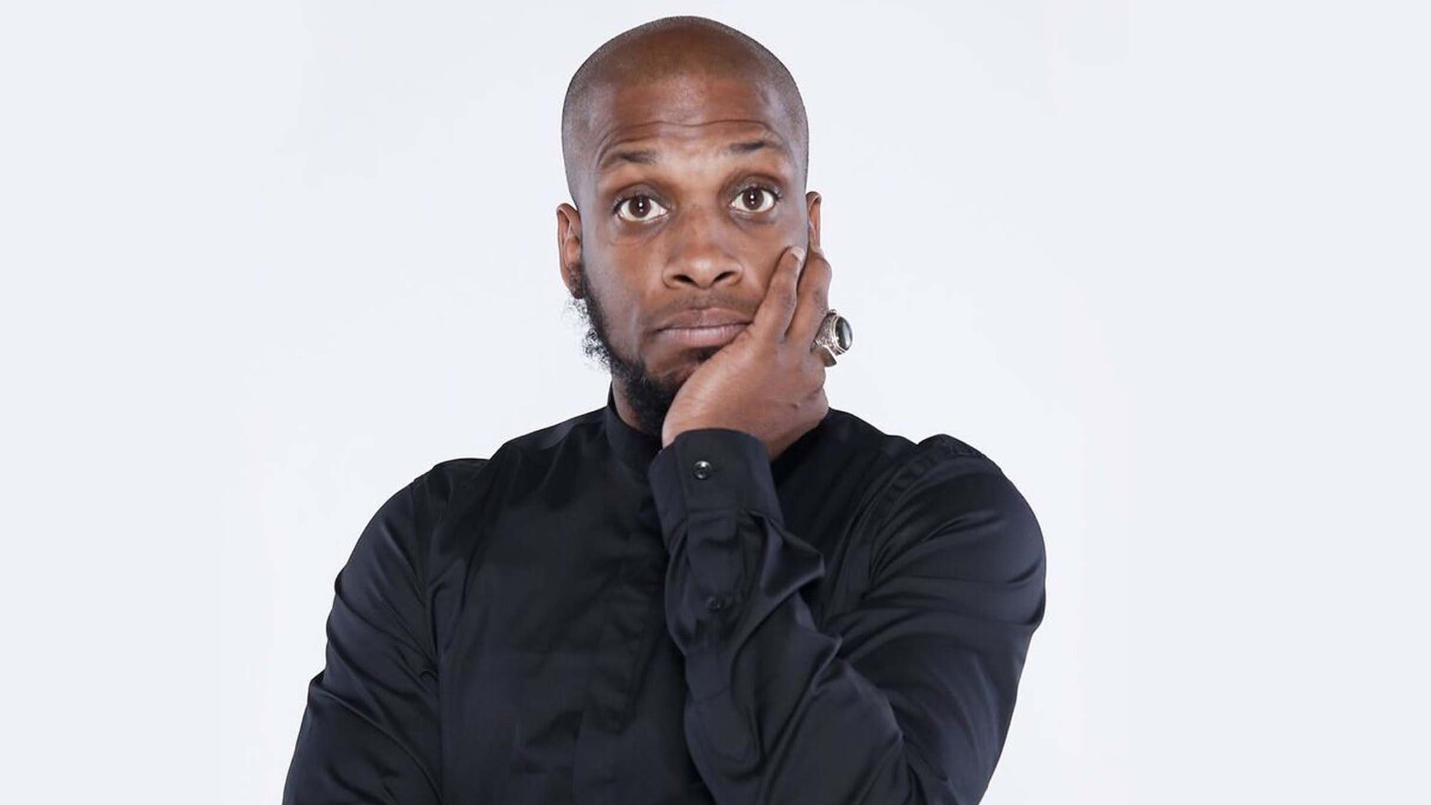 Ali Siddiq at Punch Line Philly
