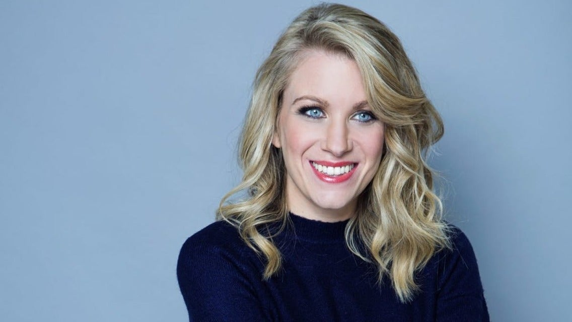 Rachel Parris - All Change Please tickets | Copyright © Ticketmaster