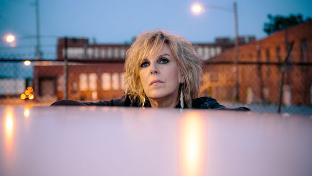APMFF Presents Lucinda Williams Keep Me With Good Souls Tour 2020