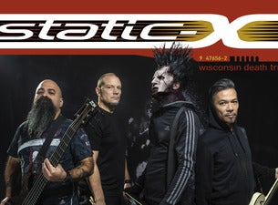 Static-X, Devildriver and Dope