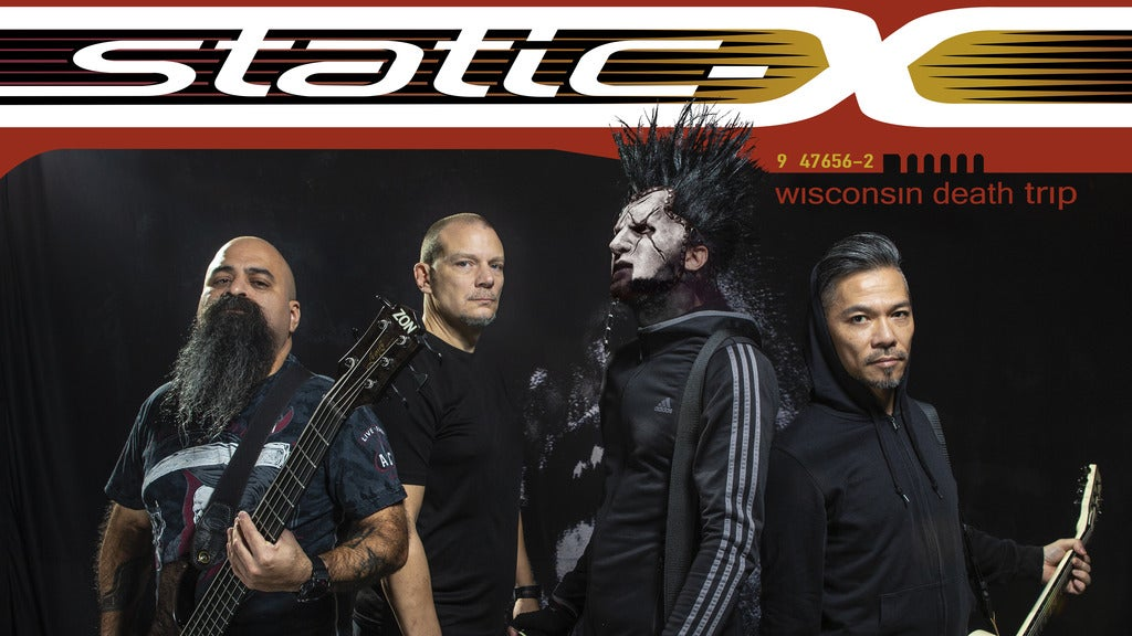 Static-X / Soil / Wednesday 13 / Dope