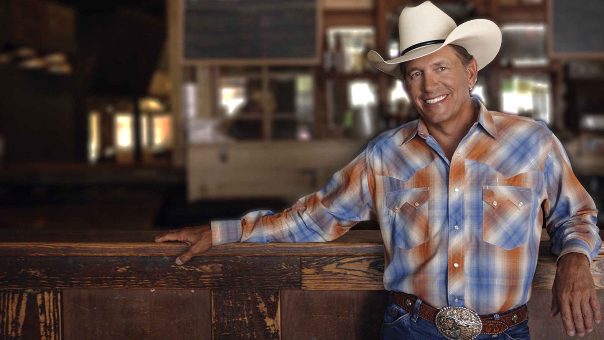 image for event George Strait