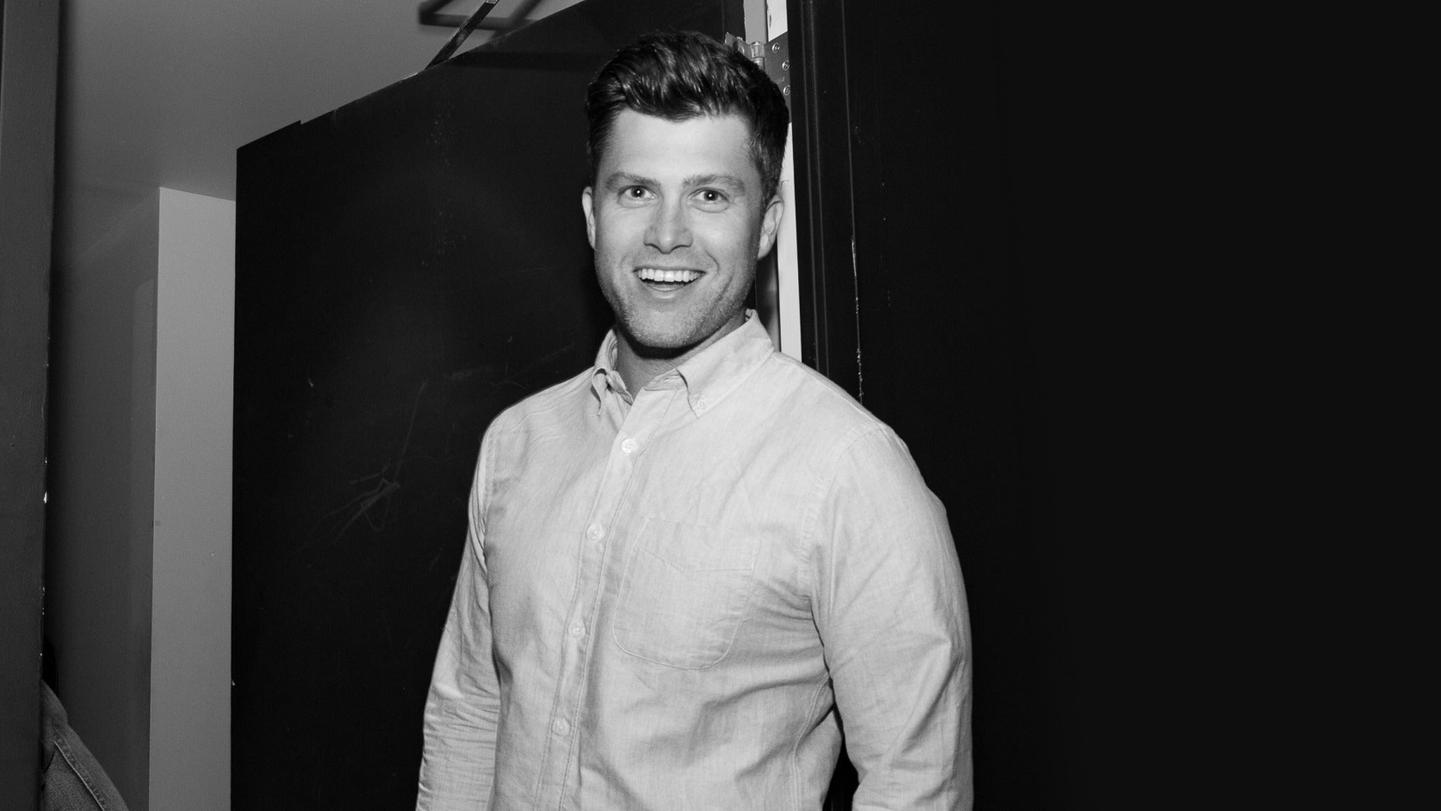 Colin Jost at The Wellmont Theater