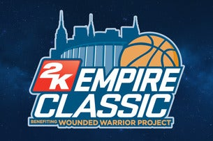2K Empire Classic Benefiting Wounded Warrior Project