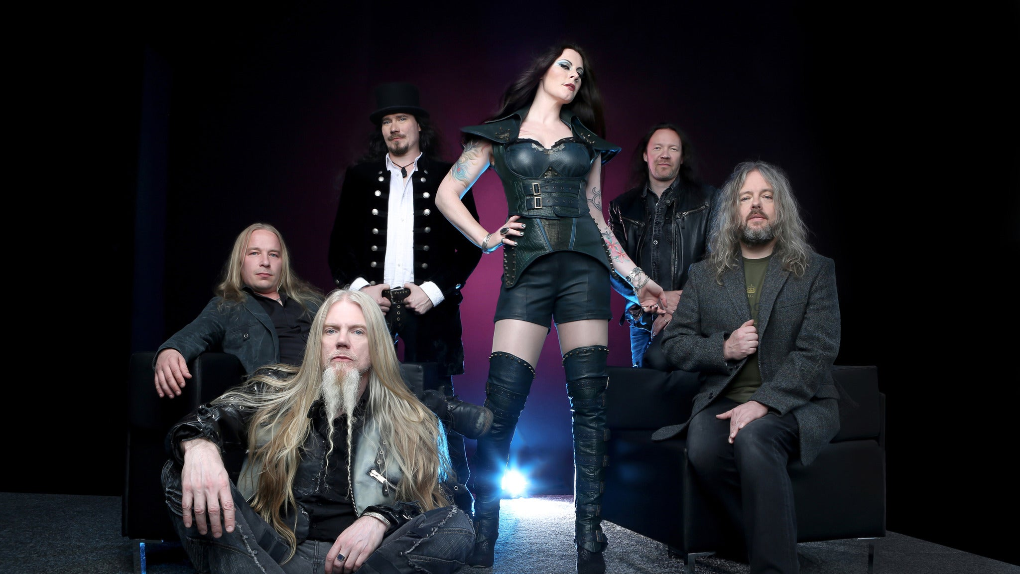 Nightwish at Saenger Theatre Mobile - Mobile, AL 36602