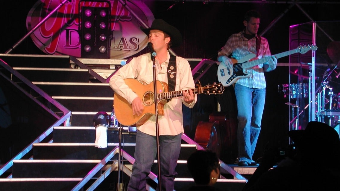 Clay Walker at Delta Downs Event Center
