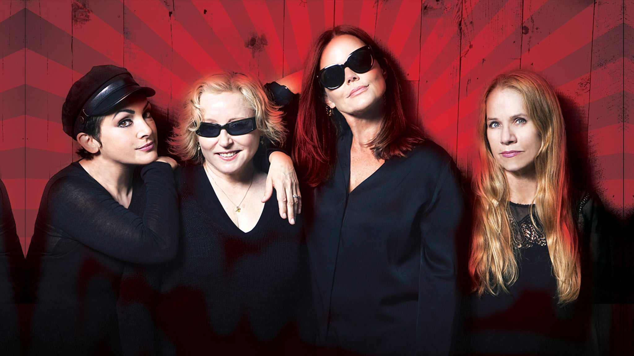 The Go-Go's at Humphreys Concerts By the Bay