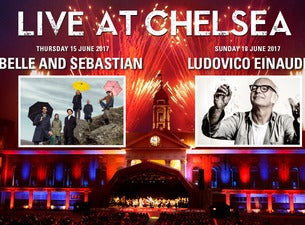Live at Chelsea: Max Richter, 2020-06-12, London