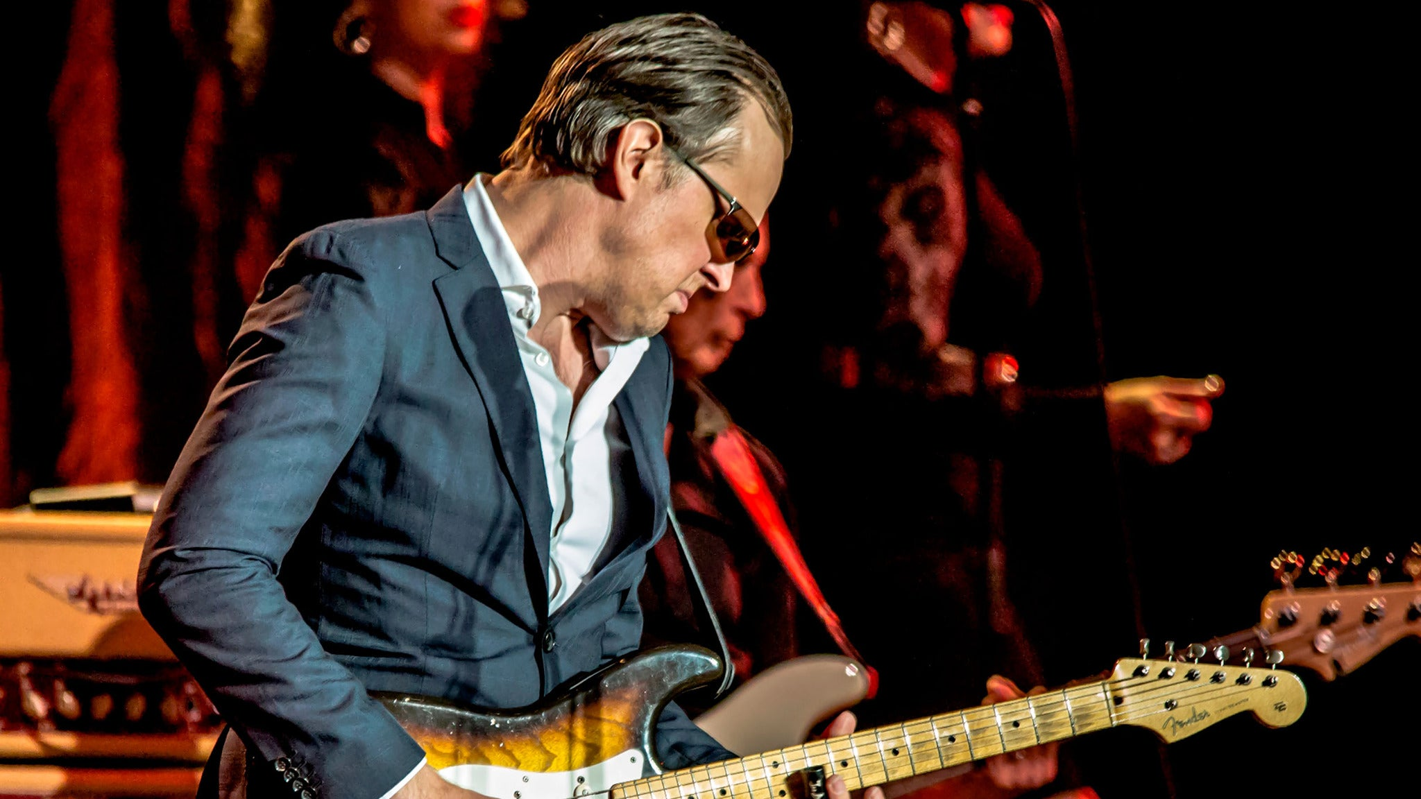 Joe Bonamassa at Johnny Mercer Theatre