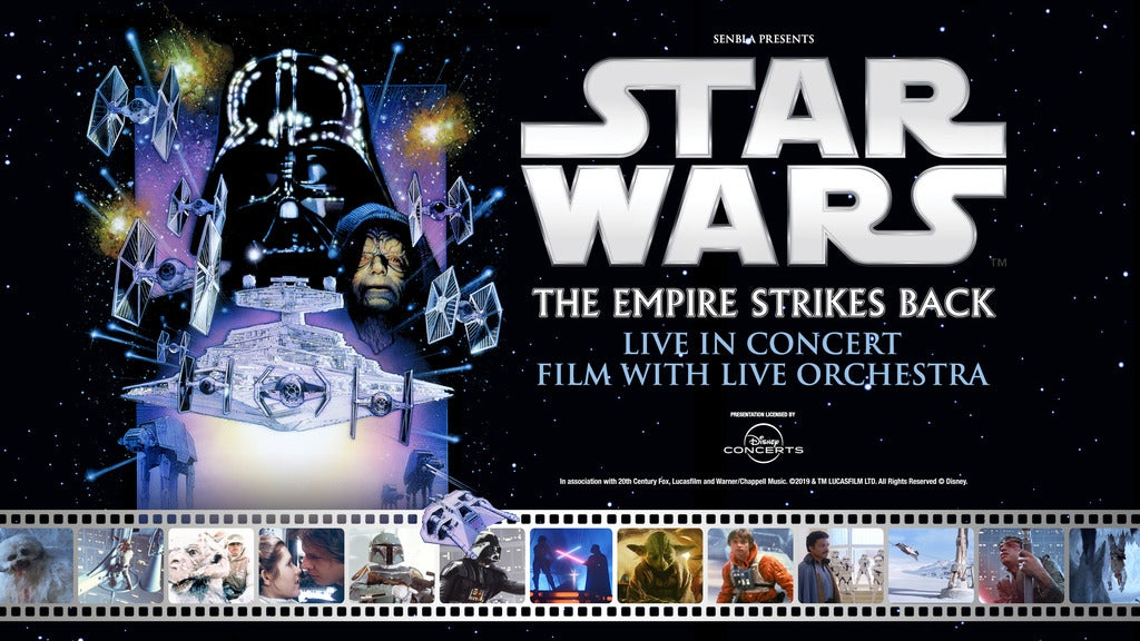 Star Wars: The Empire Strikes Back with Full Orchestra