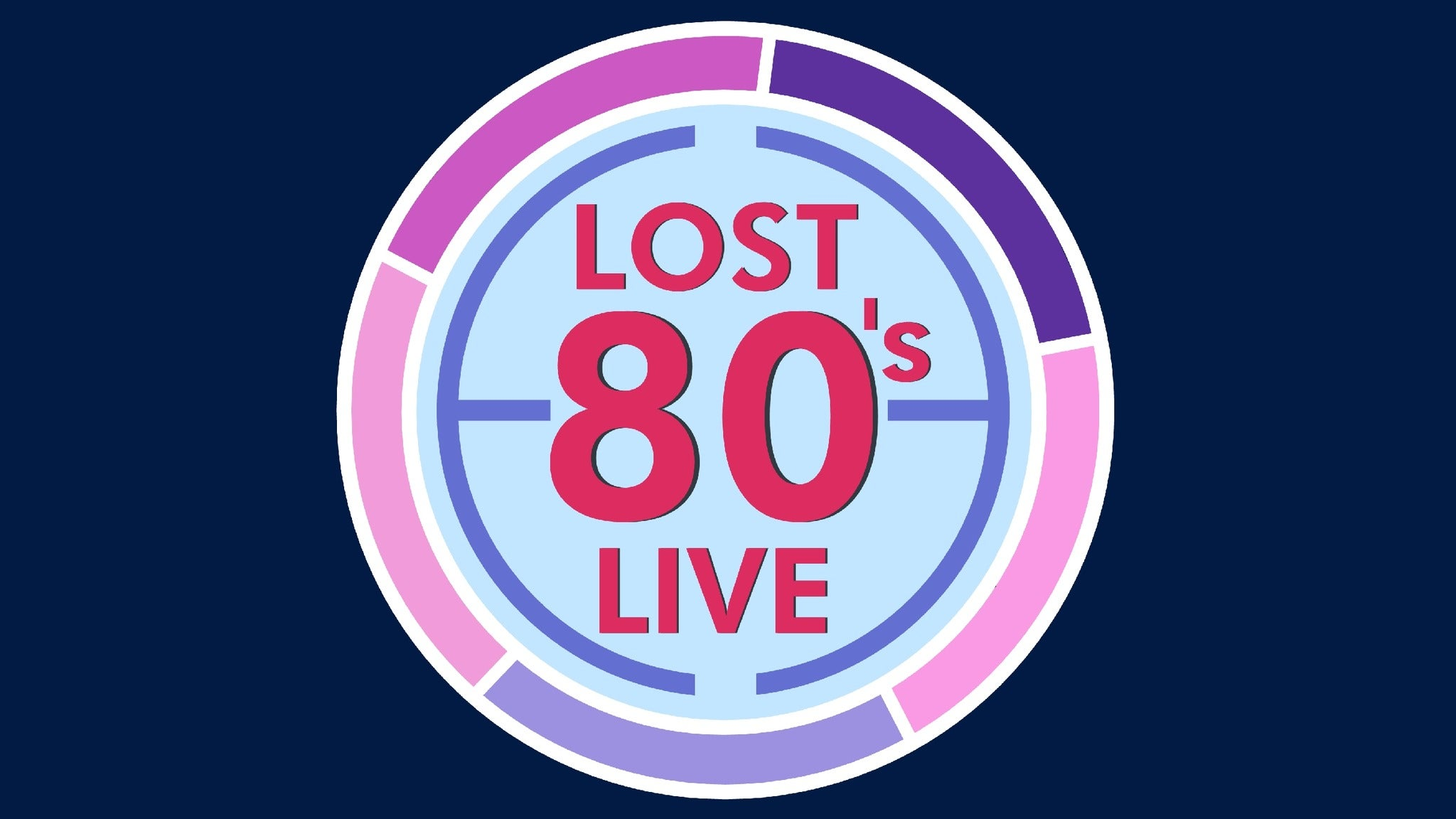 Lost 80s Live at Frederick Brown Jr. Amphitheater