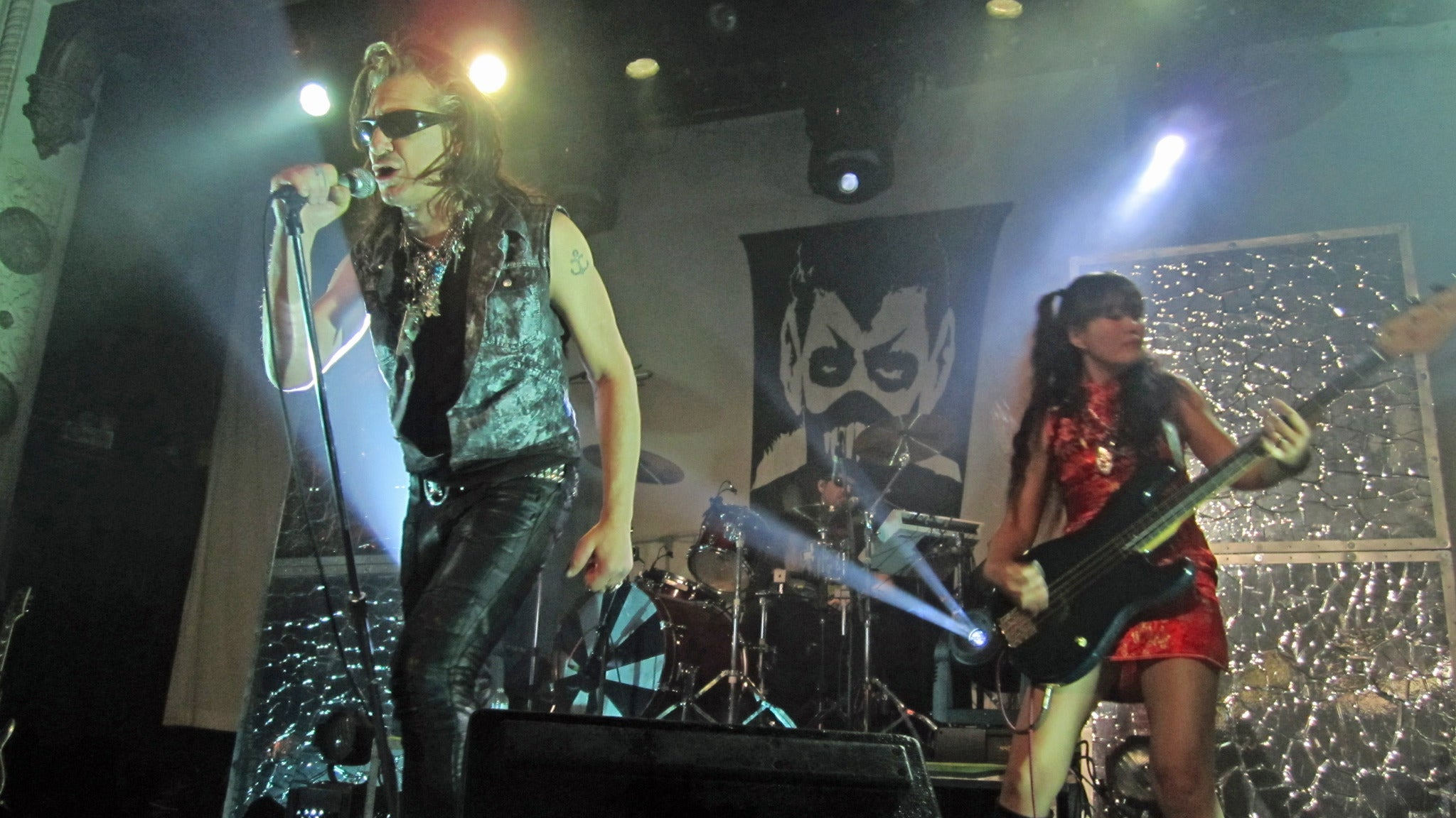 My Life with the Thrill Kill Kult, Conformco, B13 at Wire