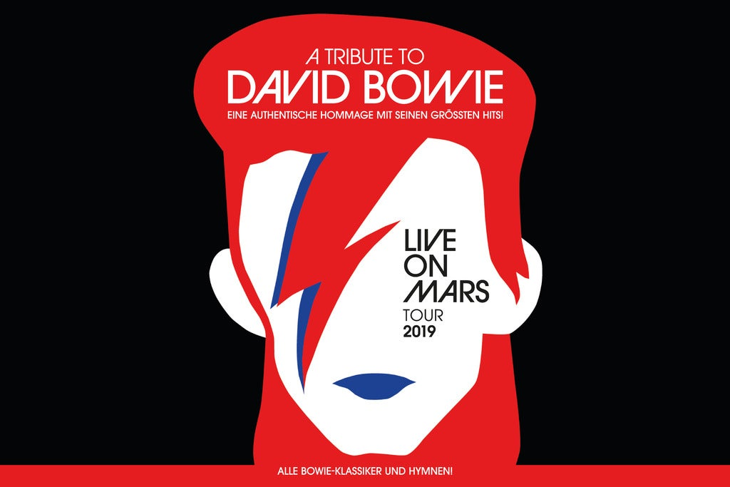 A Tribute to David Bowie - Live on Mars