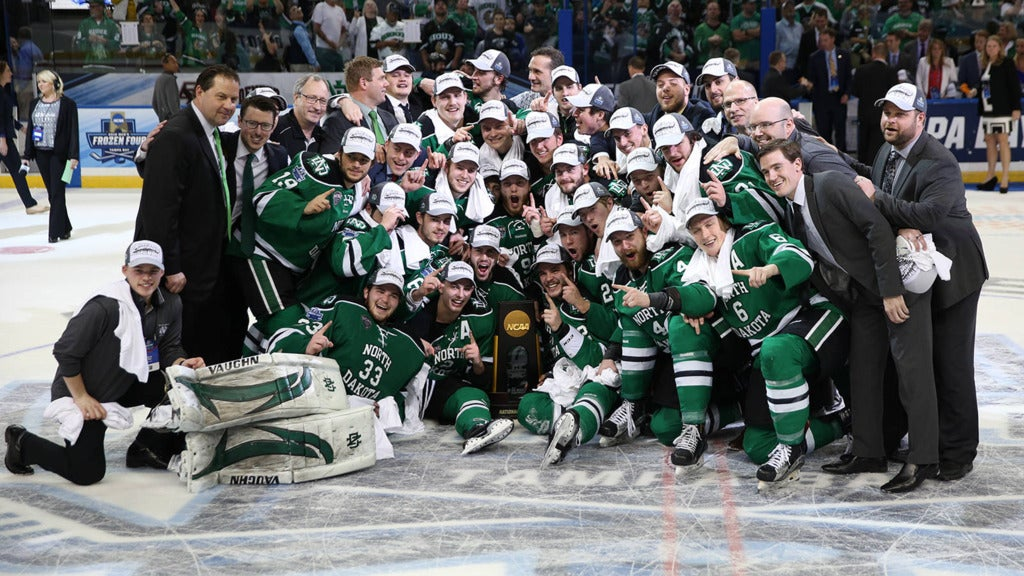 Hotels near University of North Dakota Mens Hockey Events