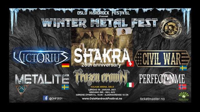 Oslo Hardrock Festival