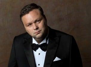 Paul Potts Julekoncert 2020