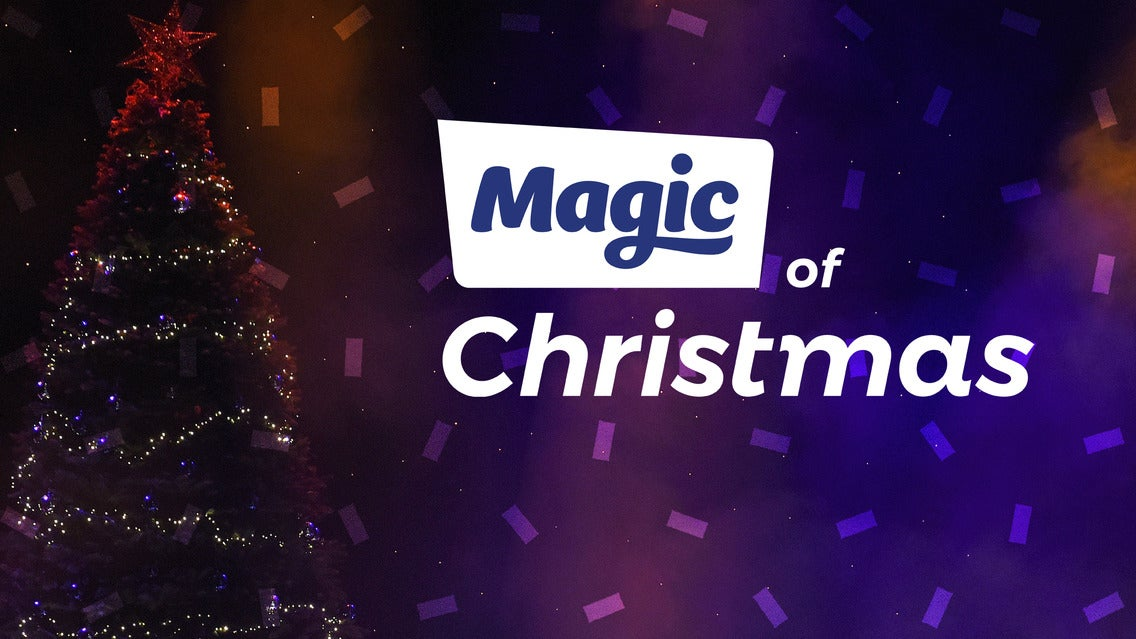 Magic of Christmas with Last Christmas London Palladium Seating Plan
