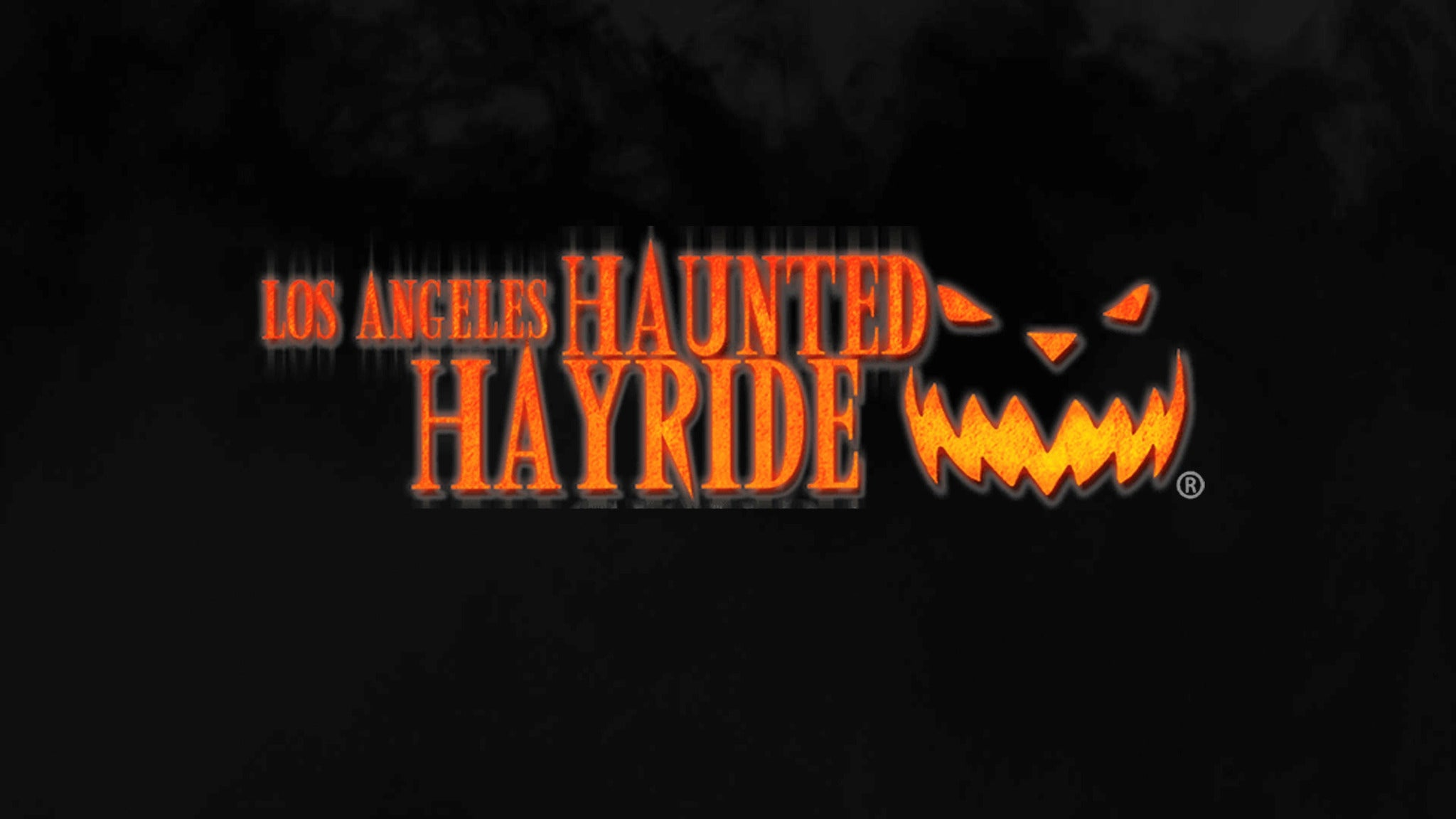 Main image for event titled Los Angeles Haunted Hayride: Live Drive Up Experience - October 19th, 2020