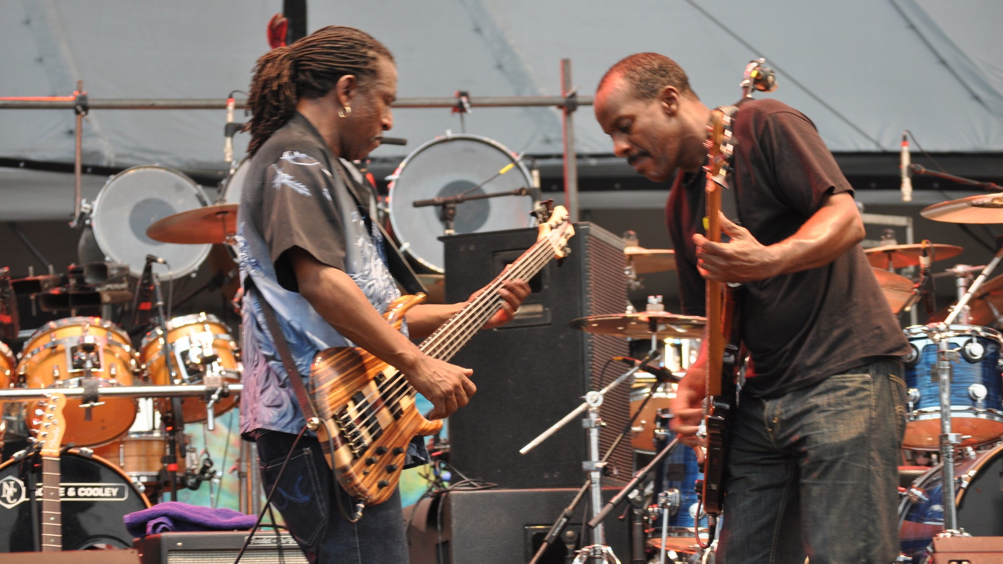 Dumpstaphunk at Howlin' Wolf