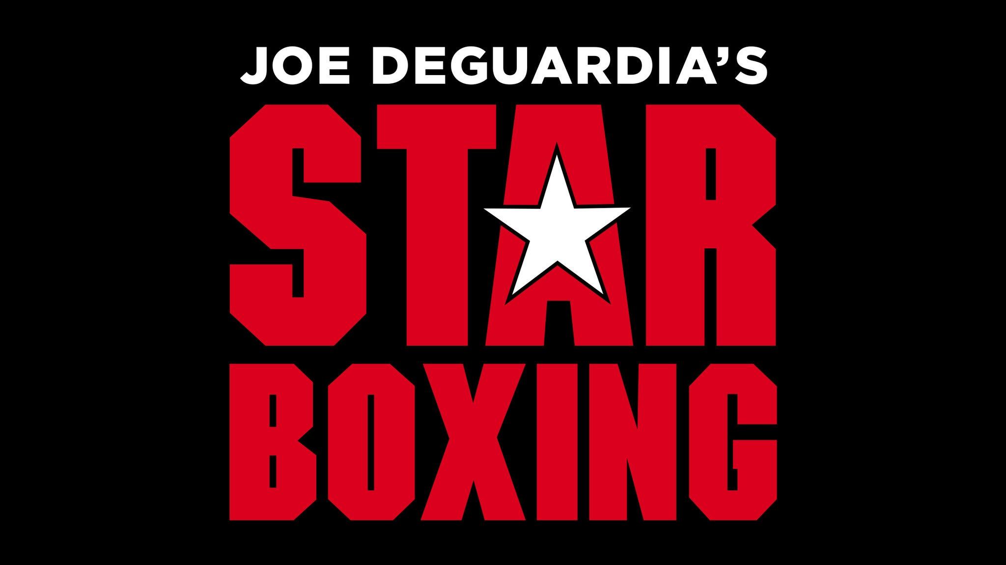 Joe DeGuardia's Star Boxing - Slugfest At The Sun