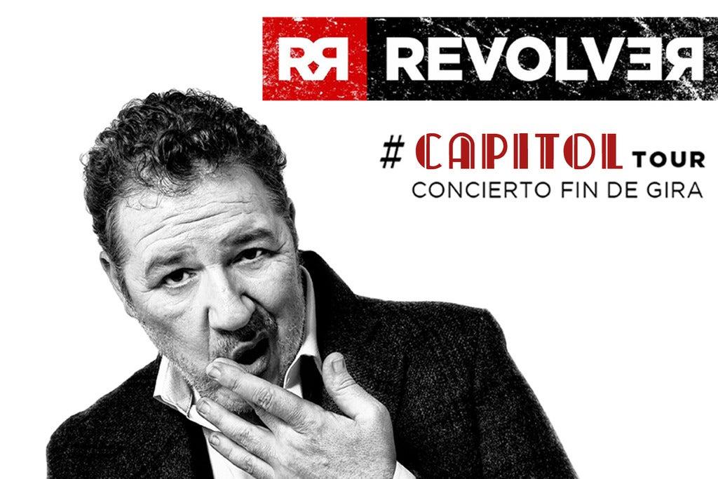 Revolver + Mikel Erentxun + El Pulpo