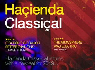 Sounds of the City - Hacienda Classical